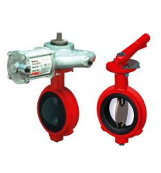 WECO Butterfly Valves